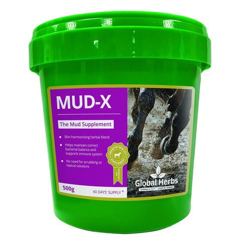 Image of Mud-X Powder  (500g) - Global Herbs