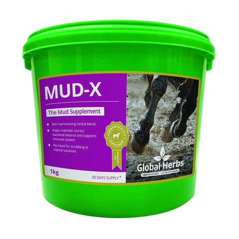 Image of Mud-X Powder  (1kg) - Global Herbs