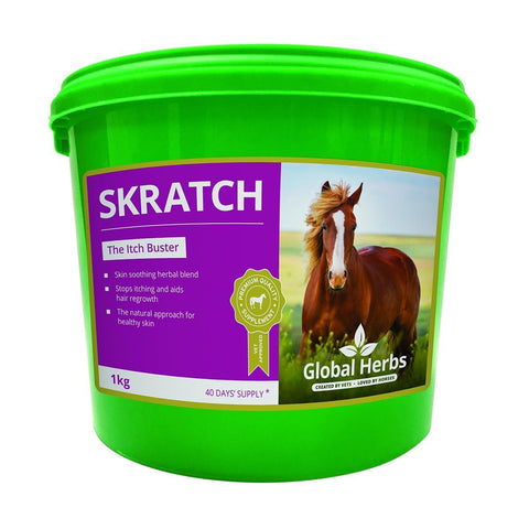 Skratch (1Kg) - Global Herbs