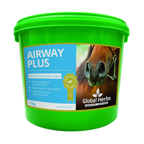 Image of Airway Plus Powder (1Kg) - Global Herbs