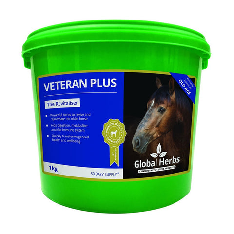 Veteran Plus formally Old Age Formula (1Kg) - Global Herbs