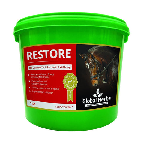 Image of Restore Powder - Detoxifier (1Kg) - Global Herbs