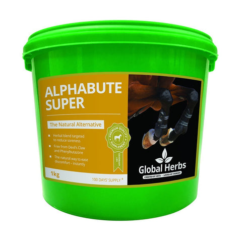 Alphabute Super (1Kg) - Global Herbs