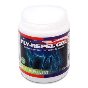 Fly Repel Gel (500ml) - Equine America