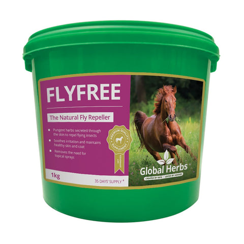 FlyFree (1kg) - Global Herbs