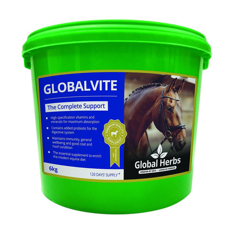 GlobalVite (6kg) - Global Herbs