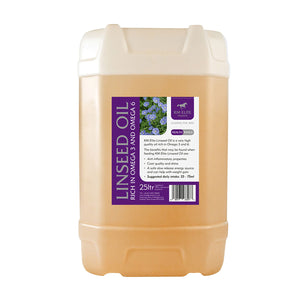 Linseed (FLAXSEED) Oil 25L without Pump - KM Elite