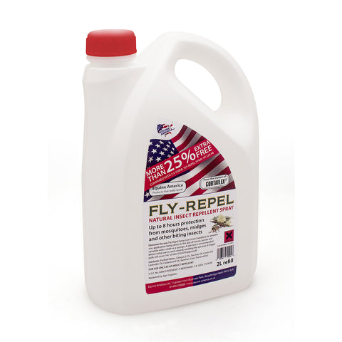 Fly Repel Spray Refill (2L) - Equine America