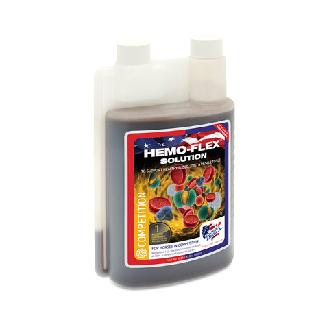 Hemo-Flex Solution (4L) - Equine America