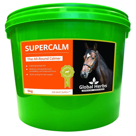 Supercalm Powder (5Kg) - Global Herbs