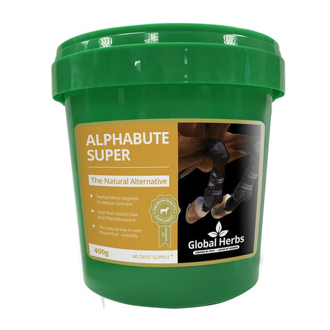 Image of Alphabute Super (400g) - Global Herbs