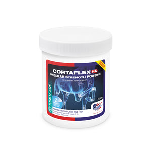 Equine Cortaflex HA Regular Powder 500g - 2 Months Supply - Equine America