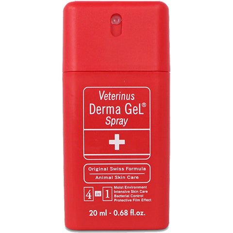 Image of Equine Derma Gel Spray - Equine America