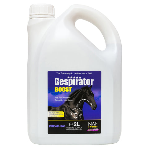 Image of 5star Respirator Boost 2L  - NAF | Equine Supplements | Supplements for Horses