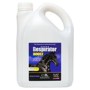 5star Respirator Boost 2L  - NAF | Equine Supplements | Supplements for Horses
