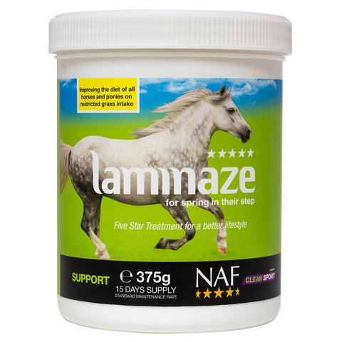 5star laminaze 375g  - NAF | Equine Supplements | Supplements for Horses