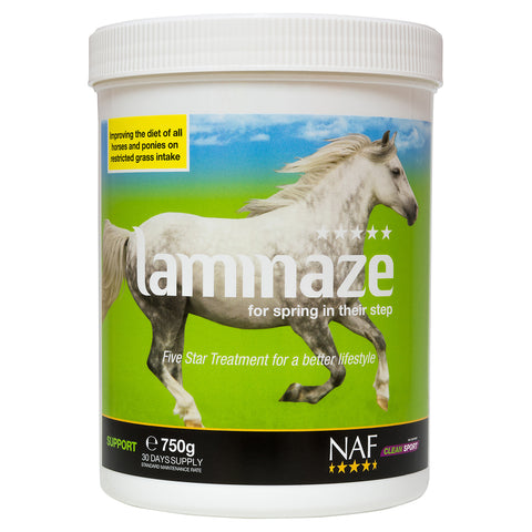 5star laminaze 750g  - NAF | Equine Supplements | Supplements for Horses