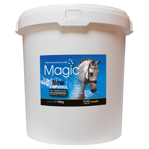 Image of 5star magic 15kg  - NAF | Equine Supplements | Supplements for Horses
