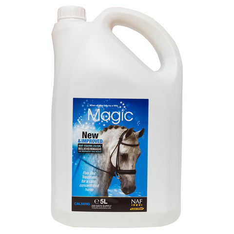 Image of 5star magic 2L  - NAF | Equine Supplements | Supplements for Horses