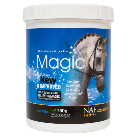 Image of 5star magic 750g  - NAF | Equine Supplements | Supplements for Horses