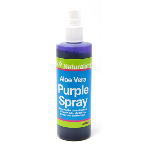 Aloe Vera Purple Spray