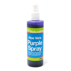 Aloe Vera Purple Spray (240ml) - NAF