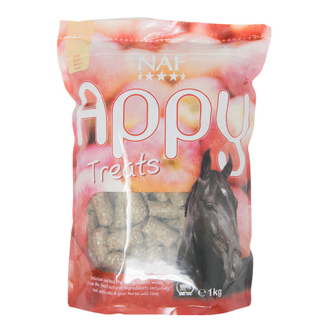 Appy Treats 1kg - NAF | Equine Supplements | Supplements for Horses