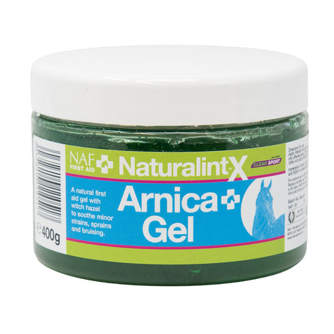 Arnica Gel 400g - NAF | Equine Supplements | Supplements for Horses