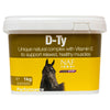 D ty 1kg  - NAF | Equine Supplements | Supplements for Horses