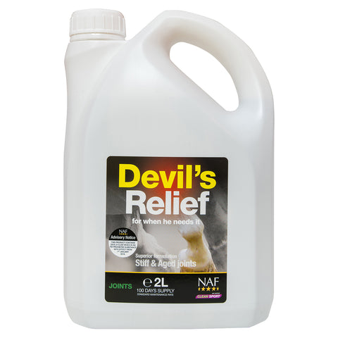 Devils Relief 2L - NAF | Equine Supplements | Supplements for Horses