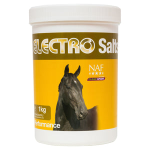 Electro Salts 1kg  - NAF | Equine Supplements | Supplements for Horses