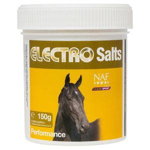 Electro Salts 150g Traveller  - NAF | Equine Supplements | Supplements for Horses