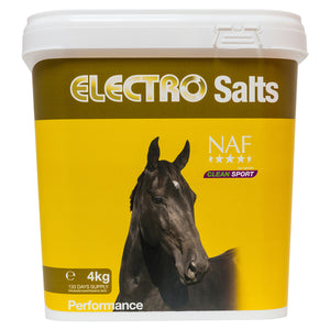 Electro Salts 4kg  - NAF | Equine Supplements | Supplements for Horses