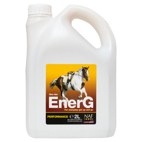 EnerG 2L  - NAF | Equine Supplements | Supplements for Horses