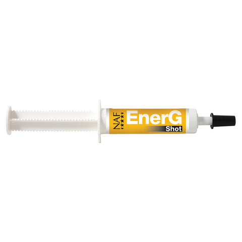 EnerG shot syringe  - NAF | Equine Supplements | Supplements for Horses