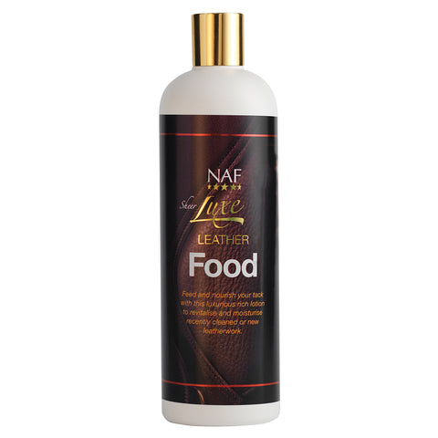 Sheer Luxe Leather Food - NAF | Equine Supplements | Supplements for Horses