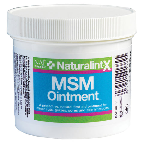 NaturalintX MSM Ointment  - NAF | Equine Supplements | Supplements for Horses