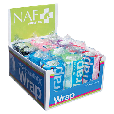 NaturalintX Wrap Box  - NAF | Equine Supplements | Supplements for Horses