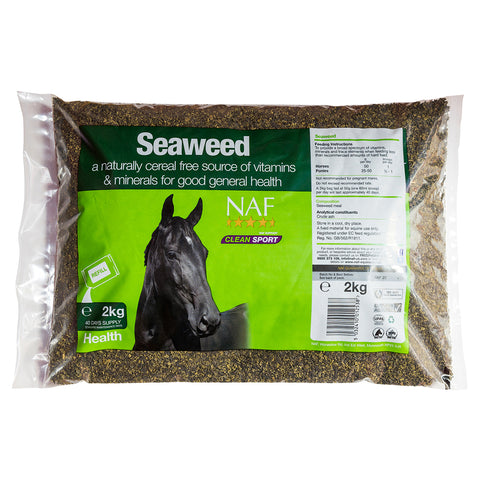 Seaweed 2kg Refill  - NAF | Equine Supplements | Supplements for Horses