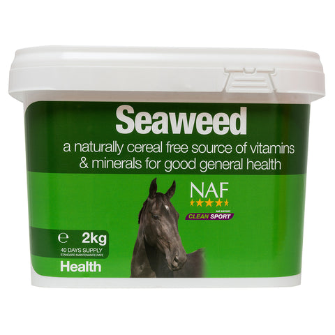 Seaweed 2kg  - NAF | Equine Supplements | Supplements for Horses
