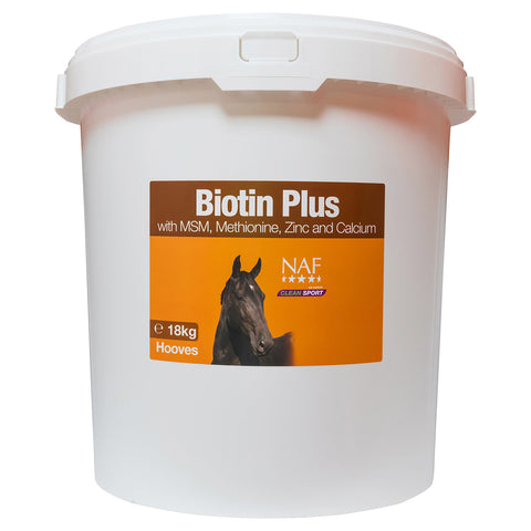 Image of biotin plus 18kg  - NAF | Equine Supplements | Supplements for Horses