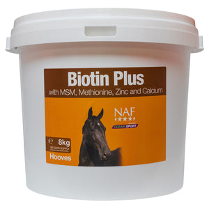 biotin plus 8kg  - NAF | Equine Supplements | Supplements for Horses