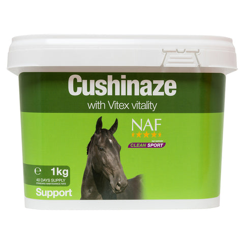 cushinaze 1kg  - NAF | Equine Supplements | Supplements for Horses