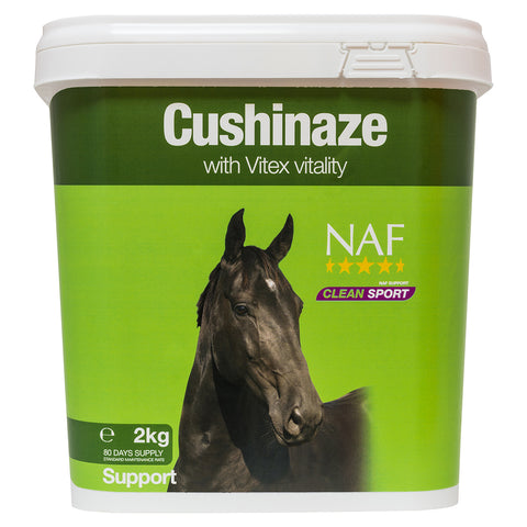 cushinaze 2kg  - NAF | Equine Supplements | Supplements for Horses