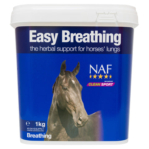 Image of Easy Breathing 1kg - NAF | Equine Supplements | Supplements for Horses