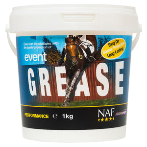 event grease 1kg  - NAF | Equine Supplements | Supplements for Horses