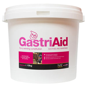 GastriAid 10kg - NAF | Equine Supplements | Supplements for Horses