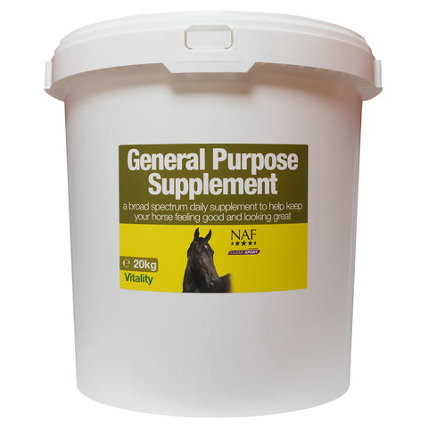 general purpose supplement 20kg  - NAF | Equine Supplements | Supplements for Horses