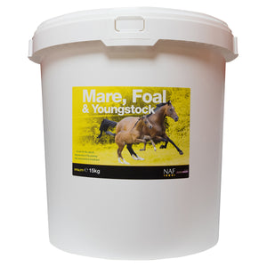 mare foal young 15kg  - NAF | Equine Supplements | Supplements for Horses