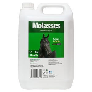 molasses 5L  - NAF | Equine Supplements | Supplements for Horses